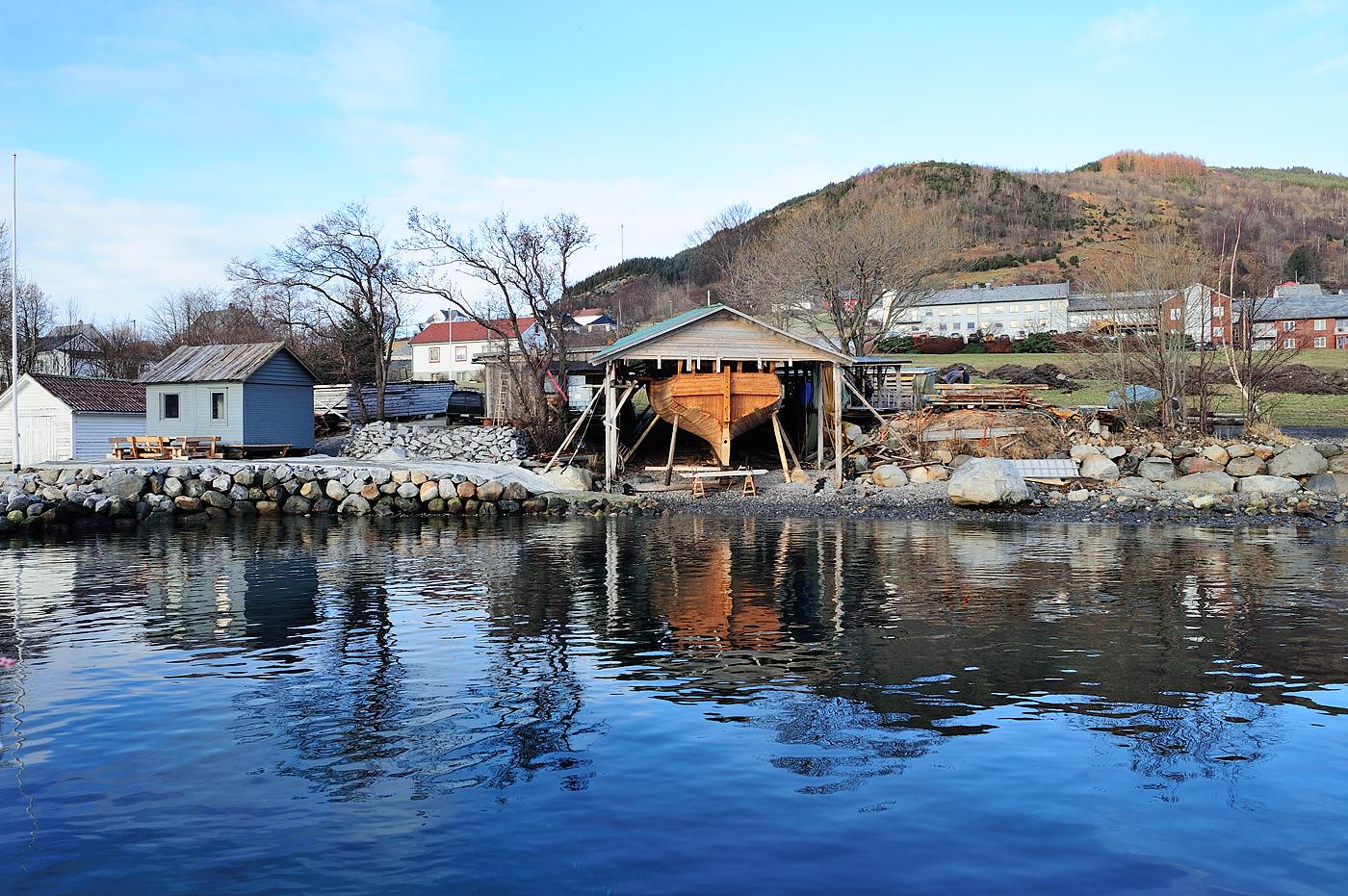 Gurine-varven i Rosendal