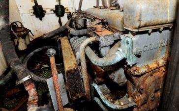 Graymarine diesel