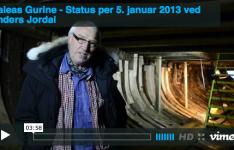 Status per 5. januar 2013