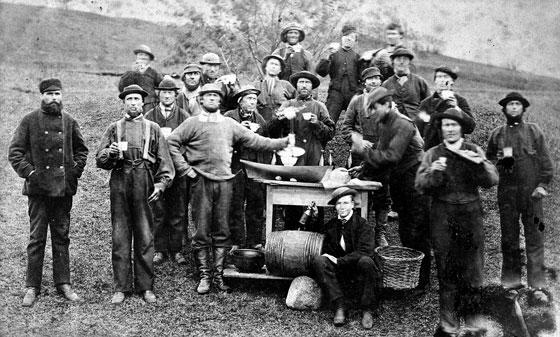 Utsetjelag i Skålafj æro 1874